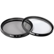 Set Filtre Foto Hama UV/Polarizare, 62 mm