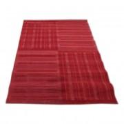OFFERTA DA NON PERDERE TAPPETO ADVENTURE MIS: 160X230 cm DIS. 1717 COL. 9477 RED