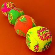 Adorox Water Bomb Splash Balls - Pool Beach Games Fun Activities (Assorted (12 Bombs))