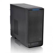 Thermaltake Urban S1 - Micro case per computer, colore: nero