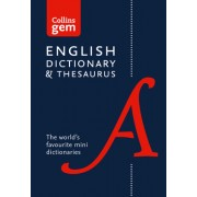 Collins Gem - Collins Gem Dictionary and Thesaurus