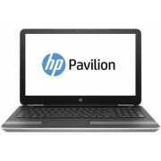 "Laptop HP Pavilion 15-au001nq (Procesor Intel® Core™ i7-6500U (4M Cache, up to 3.10 GHz), Skylake, 15.6"", 4GB, 500GB, nVidia GeForce 940MX@4GB, Argintiu)"