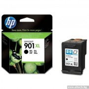 HP 901XL, Black, Officejet Ink Cartridge (CC654AE)