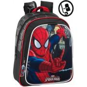 Mochila Spiderman Infantil Pequeña