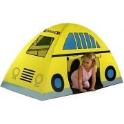 School Bus Tent- Indoor/Outdoor Collapsible Play Tent