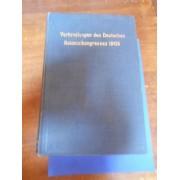 Verhandlungen Des Deutschen Kolonialkongresses 1905 Zu Berlin Am 5., 6. Und 7. Oktober 1905