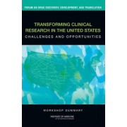 Transforming Clinical Research in the United States by and Translation Development Forum on Drug Discovery