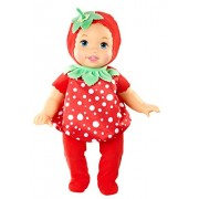 Little Mommy Sweet As Me Garden Party Strawberry Doll by Little Mommy