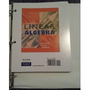 Introduction to Linear Algebra by Lee W Johnson