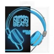Neon Soundz Headphones – Blue