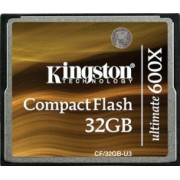Card de Memorie Kingston Compact Flash Ultimate 600x 32GB