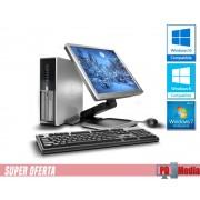 "Kit Calculator HP 6005 Procesor AMD Athlon II X2, 2 GB DDR3, HDD 160 GB + Monitor Fujitsu 17"" Grad B Mouse si Tastatura Gratuit"