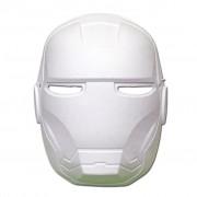 DIY Masquerade Mask - Iron Man