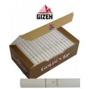 Tuburi Gizeh Golden Tip
