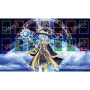 Custom Yu-Gi-Oh card game play mat play mat transparent storage case with M4219 (japan import)