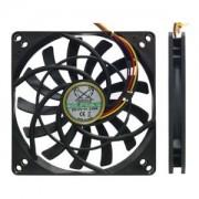 Ventilator 100 mm Scythe Kaze Jyu Slim, 1000 rpm, SY1012SL12L