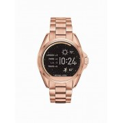 Michael Kors Watches Bradshaw Tech Watch Klockor Rosegold