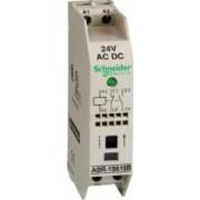 Modul interfață de ieșire - 17,5 mm - electromec. - 24 v c.a./c.c. - 1 nc+1 no - Interfete si relee-abr/abs - ABR1S618B - Schneider Electric