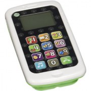 LeapFrog Chat And Count Cell Phone Green