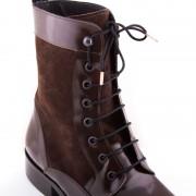 Bondi Laces Boot Laces Midnight Black / Rose Gold Tips BOOTBA1R