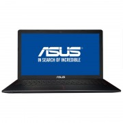 "Notebook Asus F550VX, 15.6"" Full HD, Intel Core i7-6700HQ, GTX 950M-4GB, RAM 8GB, SSD 256GB, FreeDOS"