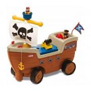 LITTLE TIKES-Porteur bateau pirate 2-en-1-