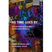 As Time Goes by by Chris Freeman