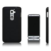 Xcessor Vapour Étui Coque Housse Flexible en Gel TPU Gel Pour LG G2. Noir