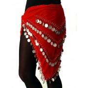 CHUSTA DO TAŃCA BRZUCHA BELLY DANCE INDIE