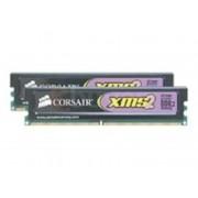Corsair 2GB (2x1GB) DDR2 800MHz/PC2-6400 XMS2 Memory Kit Non-ECC Unbuf