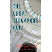 Great Singapore Quiz by Monsoon Books