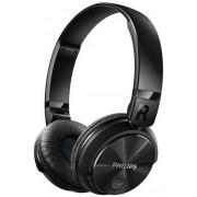 Casti Stereo Philips SHB3060BK, Bluetooth (Negru)