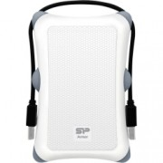 "Silicon Power Armor A30 - HDD extern, 1TB, 2.5"", USB 3.0, Alb"