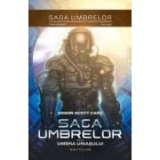 Saga umbrelor vol.4 Umbra uriasului - Orson Scott Card