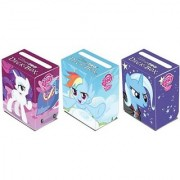 My Little Pony Ultra Pro Set of 3 Deck Boxes [Trixie Rainbow Dash & Rarity]