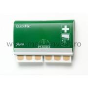 Dispenser plasturi impermeabili QuickFix