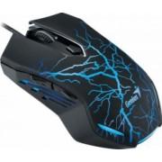Mouse Optic Iluminat Genius X-G300 2000DPI Negru