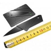Skládací nůž v kreditní kartě, Barva Černá