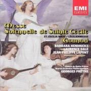 Georges/ Nouvel Orch.Philh.Radio Pretre - Gounod: Messe Solennelle De Sainte Cecile Pretre (0077774709422) (1 CD)