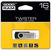 USB kľúč GoodRam-gooddrive Twister 16GB