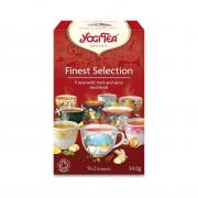 Ceai bio selectie de ceaiuri Yogi Tea