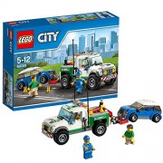 LEGO City Great Vehicles - Camión grúa (60081)