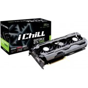 Placa Video Inno3D GeForce GTX 1080 iChill X3, 8GB, GDDR5X, 256 bit