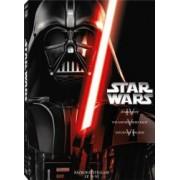STAR WARS THE ORIGINAL TRILOGY IV-VI DVD
