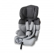 Столче за кола LORELLI Junior Plus - Grey Dots 10070831556