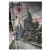 Educa Montmartre, Párizs HDR puzzle, 1000 darabos