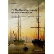 Max Planck Encyclopedia of European Private Law by Jurgen Basedow