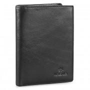 Голям мъжки портфейл KRENIG - 12082 Black
