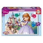 Educa - Puzzle Disney La princesa Sofia EDUCA 15928 - W10266