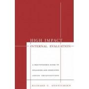 High Impact Internal Evaluation by Richard Sonnichsen